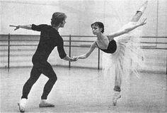 Most popular tags for this image include: ballet, black, pas de deux,