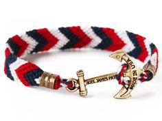 Adventure Bracelet - Nautic Star - by Kiel James Patrick