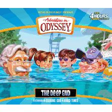 Adventures in Odyssey is exciting, character-building audio entertainment for the whole family - brought to life by an award-winning team that uses storytelling to teach lasting truths.