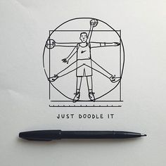 Just Doodle It — Matt Blease