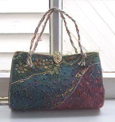 c123bdf86da0 art purses | gonerustic Тканевые Кошельки, Вязаные Сумки, Сумки Из Войлока,  Кошелёк Из