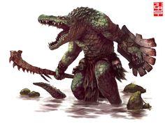"""haaaaaaaaave-you-met-ted: """"GatorMan- by XRobinGoodFellowX """""""