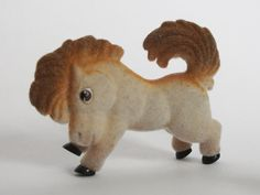 Sally the Mustang ~ Pony in My Pocket ~ Series 1