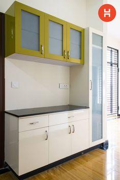 51 ideas for storage unit house cupboards – Decor Ideas Kitchen Interior, Crockery Unit Design, Kitchen Cupboard Designs, Kitchen Room Design, Crockery Design, Kitchen Furniture Design, Kitchen Wall Units, Cupboard Design, Kitchen Design