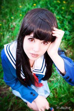 Nase Mitsuki Cosplay