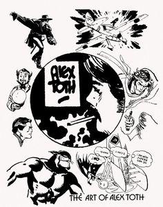 The Art of Alex Toth