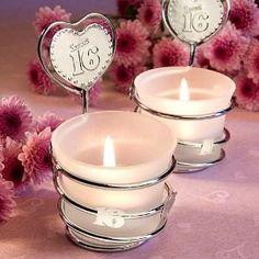 Sweet Sixteen candles