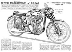 In the years when Nortons did field factory race bikes, they were built up just before the IoM TT races in June. Description from accessnorton.com. I searched for this on bing.com/images