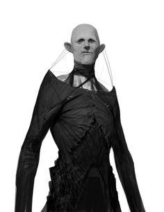 The Art/Tutorials of Anthony Jones Character Concept, Character Art, Character Design, Alien Concept, Concept Art, Character Illustration, Illustration Art, Ufo, Anthony Jones