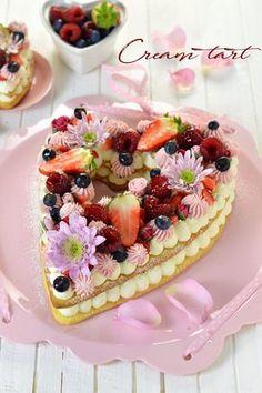 Sprinkles Dress: Cream tart (con crema al mascarpone e frolla morbi...
