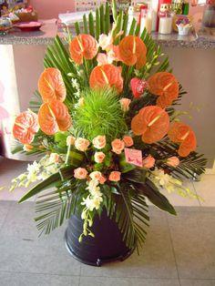Algo Natural: Arranjos de Flores Naturais *Dia de Todos os Santos*