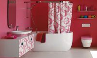 Cute for a teen's bathroom (or whoever loves it)!