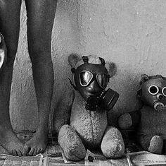 Teddy bear masks