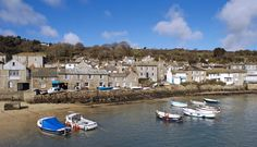 Cornwall - The Oyster Catcher - I want to go here and never leave!