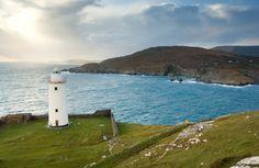 Bere Island lighthouse