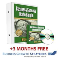 Shorten your learning curve, fast track your success, and enjoy your business and your life. This is your guide to the relationship between your business and financial success.
