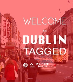 This exhibition in Helsinki is being mirrored with an exhibition in Dublin in November.    In order to make it happen we need your help. How can you help? Share just one of your memories or insights into Dublin with us.*    These insights into Dublin will be dotted around the city on large individually crafted tags, with the aim of creating special moments for people going about their daily business. Photos of these insights will also form the basis for a central exhibition in Helsinki