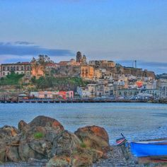 Lipari island - Sicily- Italy