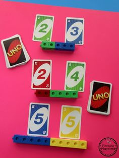 Fun Addition Game for kids. Fun kindergarten math center.