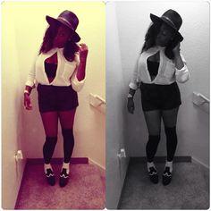 Black & White hottie