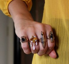 Agate Jewelry, Agate Ring, Stone Jewelry, Jewellery, Dendritic Agate, Moss Agate, Dangles, Gems, Treasure Chest