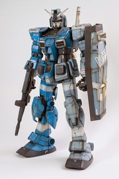 Awesome color scheme, good detailing and weathering.