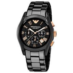 Emporio Armani Men's AR1410 Ceramic Black Chronograph Dial Watch Emporio Armani,http://www.amazon.com/dp/B0042WX8U6/ref=cm_sw_r_pi_dp_.BE9sb0HS8FBBZSK
