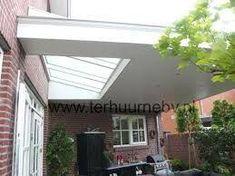 Afbeeldingsresultaat voor veranda aanbouw met lichtkoepels Pergola Designs, Patio Design, Garden Design, Rooftop Terrace Design, Amazing Gardens, New Homes, Backyard, Exterior, Outdoor Decor