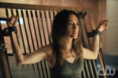 """Nikita """"Wrath"""" Pictured Maggie Q as Nikita Photo Credit: Ben Mark Holzberg / The CW ©2012.  As soon as I can, I'll watch this episode, everybody talks very good of it!"""