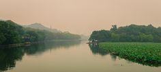 Hangzhou West Lake panorama