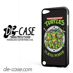 Teenage Mutant Ninja Turtles Hero DEAL-10574 Apple Phonecase Cover For Ipod Touch 5