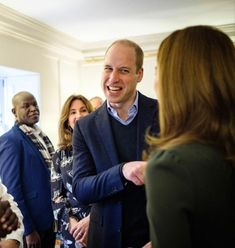More photos from The Duke and Duchess of Cambridge's reception this afternoon at Kensington Palace with some of the finalist from the Tusk… Princess Kate, Princess Charlotte, Princess Of Wales, Duchess Kate, Duke And Duchess, Duchess Of Cambridge, Prince William And Catherine, William Kate, British Royal Families