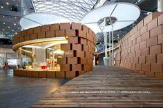 Decofilia Blog   Diseño de stands de cartón
