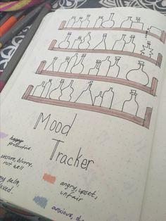 Billedresultat for mood tracker bullet journal