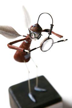 Brains Dust Identifying Apparatus for fairies | Samantha Bryan