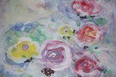 Roses in Symphony by Åse Birkhaug