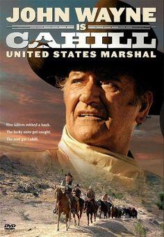 """Cahill U.S. Marshall""  1972  Movie #148"
