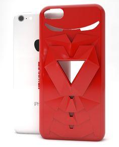 IRONMAN case pre iPhone 6 Objednávať môžte na www.make3d.sk