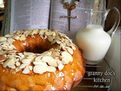 """This Is Such A Great Idea For Easter. Get The Whole Family Involved....... Here Is The Tried But True """"OLD SCRIPTURE"""" CAKE  For more great recipes, follow me or add me on facebook: https://www.facebook.com/kristan.dahlstrom"""