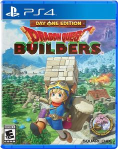 Dragon Quest Builders For PlayStation 4 (Physical Disc) for only $49.95 https://www.gamecheap.com/products/dragon-quest-builders-for-playstation-4-physical-disc?utm_content=buffer7a9d8&utm_medium=social&utm_source=pinterest.com&utm_campaign=buffer via Game Cheap #dragonquest #videogames