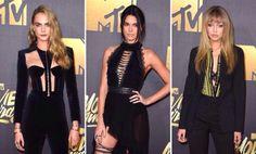 TOP 5 nejvíc sexy holek na předávání MTV Movie Awards - Evropa 2