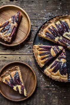 Pastry Affair | Plum Almond Tart