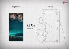LG G6: Ecco il fantastico display Full Vision illustrato in un video teaser - Tra pochi giorni, finalmente, potremo ammirare con i nostri occhi LG G6, nel frattempo LG dirama un video teaser sul fantastico schermo Full Vision!  L'attesa sta finalmente per finire, il Mobile World Congress 2017 è alle porte e finalmente potremo dare autenticità a tutti i rumors... -  https://goo.gl/V6ARgk - #DisplayQHD, #LG, #LGG6, #MWC2017