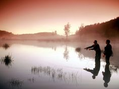 Gift a fishing experience. From fly fishing to guided trips to deep sea fishing.