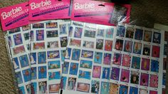 """Barbie Trading Cards """"1991 Collector Posters""""   eBay"""