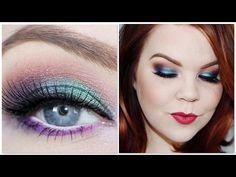 Hummingbird Wing   Full Face Makeup Tutorial - YouTube