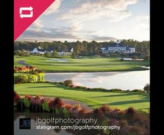 Even more amazing golf course photos on Instagram