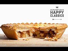 ОСЕНЬ #бездепрессии Выпуск 2 | Яблочный пирог - YouTube