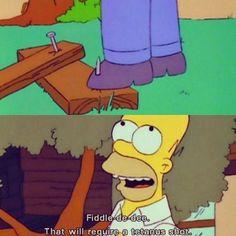 The Simpsons Simpsons Quotes, The Simpsons Movie, Simpsons Art, Futurama, Puppet, Bart Simpson, Caption, Dankest Memes, The Simpsons