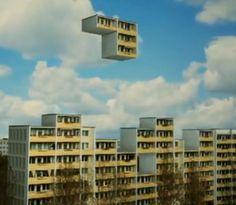 Berlin blocj tetris
